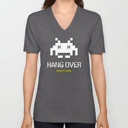 HANG OVER - Insert Cure Unisex V-Neck