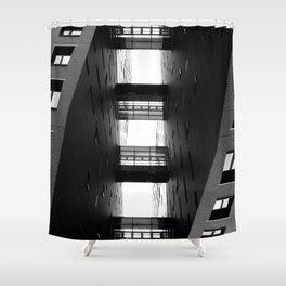 Duplex VII Shower Curtain