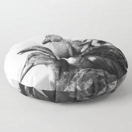 Duck Family Floor Pillow