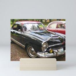 Rare 1959 Argentinian Model Only Kaiser Carabela Mini Art Print