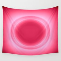 bubblegum Wall Tapestries featuring Bubblegum by Simply Chic