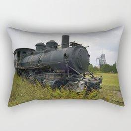 Steam Engine Rectangular Pillow
