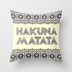SAWASAWA 1 Throw Pillow