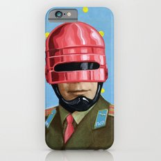 Pink Robocop iPhone 6s Slim Case