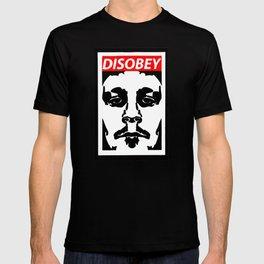 Disobey original logo 2 T-shirt