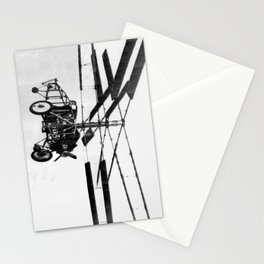 Helicopter Invention Stationery Cards