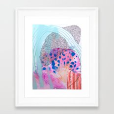 Sixth Avenue Framed Art Print