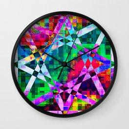TIMESPACE Wall Clock