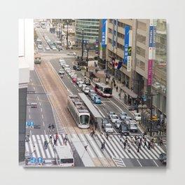 Hiroshima, Japan Metal Print
