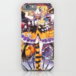 Kagamine Rin iPhone Case