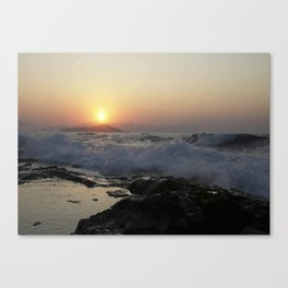 Crete, Greece 5 Canvas Print