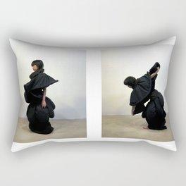 Wrappie Flow Rectangular Pillow