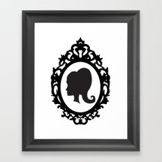 Sophie Framed Art Print