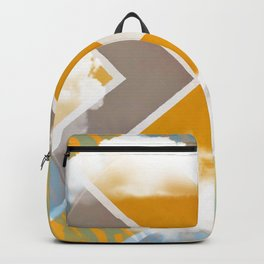 Fish - clouds Backpack