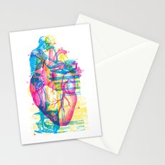Andreae Vesalii Montage Stationery Cards