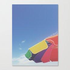 long island summer Canvas Print