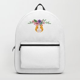 Guinea Pig Mom Perfect Gift For Mother's Day Backpack