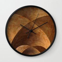 Roma, Italy's classic architecture Wall Clock