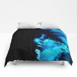 Liquid Infinity Comforters