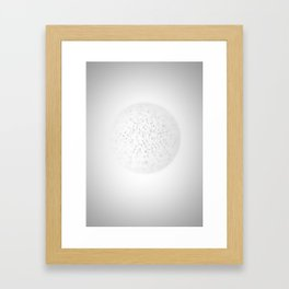 Displacement Series 2 - Part 2 Framed Art Print