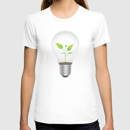 Light Bulb Plant T-shirt