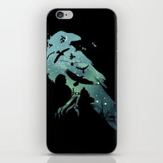 Night's Watch iPhone & iPod Skin