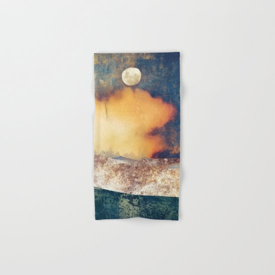 Summer Moon Hand & Bath Towel