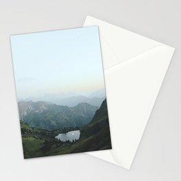 Abyssal landscape photography Stationery Cards