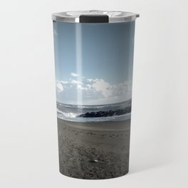 Another Day on the Beach Travel Mug