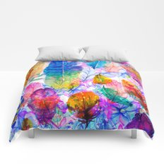 spring feathers Comforters