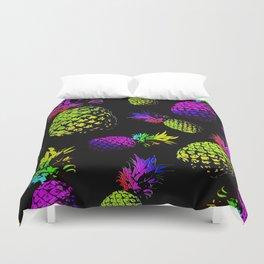 pineapples Duvet Cover