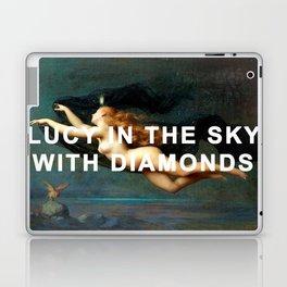 Lucy in La Nuit Laptop & iPad Skin