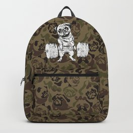Pug Lift Camo Backpack