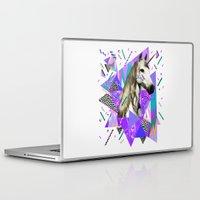 acid Laptop & iPad Skins featuring ACID WAVVES by Kris Tate