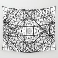 code Wall Tapestries featuring Code 2 by Dood_L