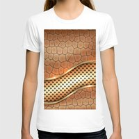 anaconda T-shirts featuring Blingin Anaconda by Robin Curtiss