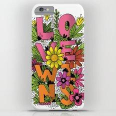LOVE WINS iPhone 6 Plus Slim Case