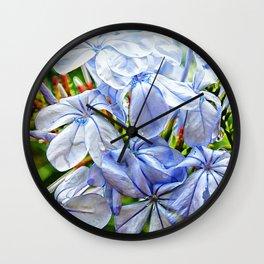 First Rain Wall Clock