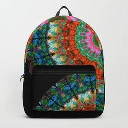 Life Joy - Mandala Art By Sharon Cummings Backpack
