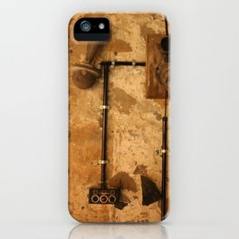 Heavy Industry - Makeshift Electrics iPhone Case