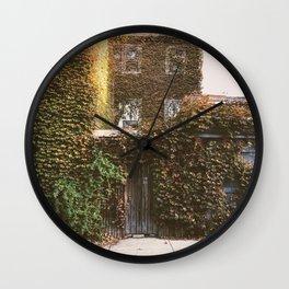 vines at 1003 Wall Clock