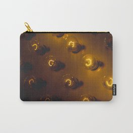 Vintage Marquee Carry-All Pouch