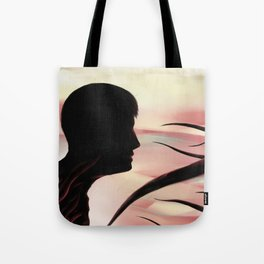 Between monsters Tote Bag