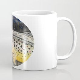 The hungry Brown. Coffee Mug