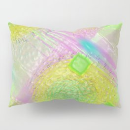 """ The joy of life is a contagious emotion ""  Pillow Sham"