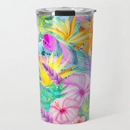 beauty floral i Travel Mug