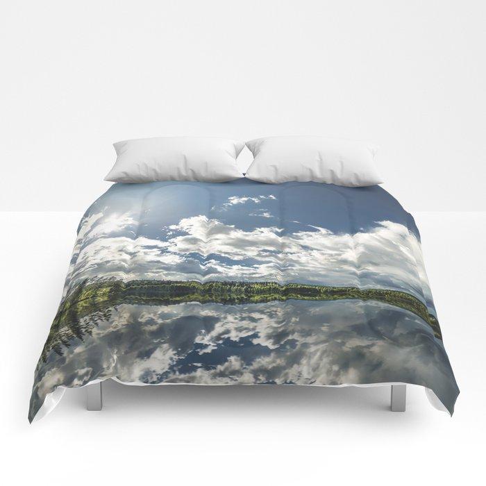 Lake Lust Comforters