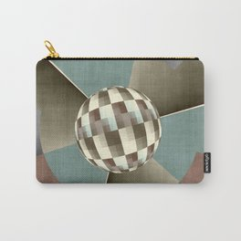 Graphical Modern Digital Art Carry-All Pouch
