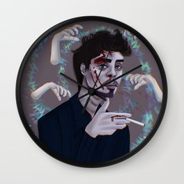 Klaus  Wall Clock