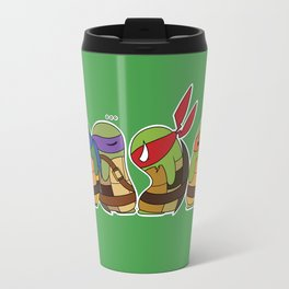 Jellybean Turtles  Travel Mug
